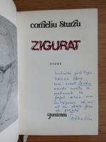Anticariat: Corneliu Sturzu - Zigurat (cu autograful si dedicatia autorului pentru Balogh Jozsef)