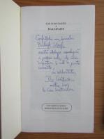 Ilie Constantin - Inaltaparte (cu autograful autorului, 2 volume)