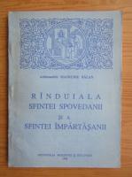 Ioanichie Balan - Randuiala sfintei spovedanii si a sfintei impartasanii