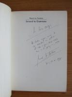Anticariat: Marcel Ion Fandarac - Sertarul lui Dumnezeu (cu autograful si dedicatia autorului pentru Balogh Jozsef)