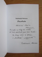 Anticariat: Passionaria Stoicescu - Decoltate (cu autograful autoarei)