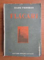 Anticariat: Radu Tudoran - Flacari (1947)