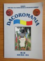 Anticariat: Revista Dacoromana, nr. 80, 2016
