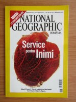 Revista National Geographic, februarie 2007