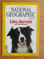 Revista National Geographic, martie 2008