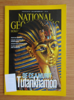 Anticariat: Revista National Geographic, nr. 89, septembrie 2010