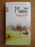 Anticariat: Yann Martel - Viata lui Pi (Top 10+)