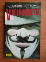 Anticariat: Alan Moore - V de la Vendetta