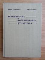 Anticariat: Aurel Avramescu - Introducere in documentarea stiintifica