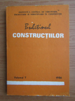 Anticariat: Buletinul constructiilor