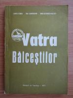 Anticariat: Cornelia Bodea - Vatra Balcestilor