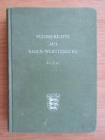 Anticariat: Fundberichte aus baden-wurttemberg (volumul 13)