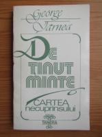 Anticariat: George Tarnea - De tinut minte