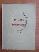 Anticariat: Istoria diplomatiei (volumul 2, 1947)