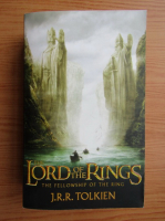 J. R. R. Tolkien - The Lord Of The Rings, volumul 1. The fellowship of the ring