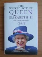 Anticariat: Karen Dolby - The wicked wit of Queen Elizabeth II