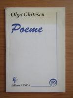 Olga Ghitescu - Poeme