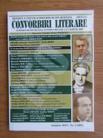 Anticariat: Revista Convorbiri Literare, nr. 1 (253), ianuarie 2017