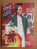 Anticariat: Revista Teatrul Azi, nr. 8-9, 2007