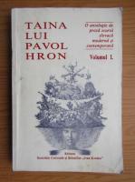 Anticariat: Taina lui Pavol Hron (volumul 1)