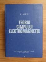 Anticariat: Constantin Mocanu - Teoria campului electromagnetic