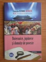 Anticariat: Dan Silviu Boerescu - Boieroaice, jupanese si domnite de poveste (volumul 54)