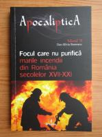 Anticariat: Dan Silviu Boerescu - Focul care nu purifica marile incendii dn Romania secolelor XVII-XXI (volumul 6)