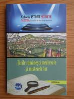 Anticariat: Dan Silviu Boerescu - Tarile romanesti medievale si misterele lor (volumul 34)