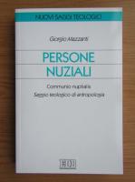 Giorgio Mazzanti - Persone nuziali