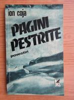 Anticariat: Ion Coja - Pagini pestrite