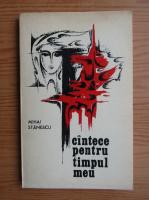 Anticariat: Mihai Stanescu - Cantece pentru timpul meu