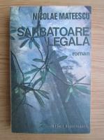 Anticariat: Nicolae Mateescu - Sarbatoare legala