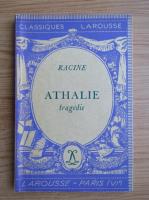 Racine - Athalie, tragedie (1936)