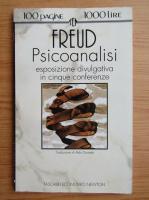 Anticariat: Sigmund Freud - Psicoanalisi