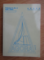 Anticariat: Agora. Revista alternativa de cultura, volumul 3, nr. 2, februarie 1990