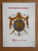 Anticariat: Claude Schopp - Testamentul pierdut