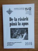 Anticariat: De la rasarit pana la apus