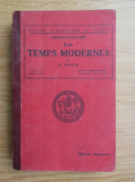 Anticariat: Emile Tersen - Les temps modernes (1939)