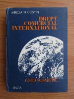 Mircea Costin - Drept comercial international