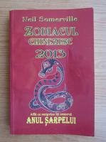 Anticariat: Neil Somerville - Zodiacul chinezesc 2013. Anul sarpelui