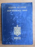 Stefan George - Der siebence Ring (1931)