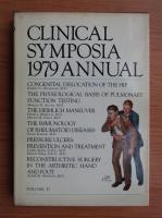 Anticariat: Clinical Symposia 1979, annual