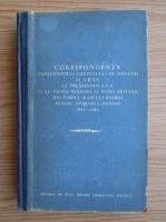 Corespondenta presedintelui consiliului de ministri al U.R.S.S. cu presedintii S.U.A. si cu primii ministri ai Marii Britanii din timpul marelui razboi pentru apararea patriei (volumul 2)