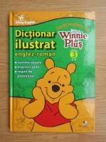 Anticariat: Invat engleza cu Winnie de Plus, volumul 3. Dictionar ilustrat englez-roman