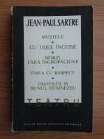 Anticariat: Jean-Paul Sartre - Teatru (volumul 1)