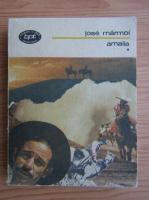 Anticariat: Jose Marmol - Amalia (volumul 1)