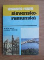 Anticariat: Monica Breazu - Ghid de conversatie slovac-roman
