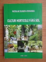 Nicolae Eugen Atanasiu - Culturi horticole fara sol