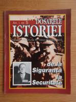 Revista Dosarele Istoriei, anul I, nr. 5, 1996