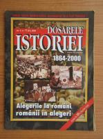 Revista Dosarele Istoriei, anul V, nr. 11 (51), 2000